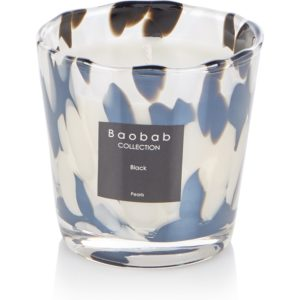 Baobab Collection Black Pearls geurkaars