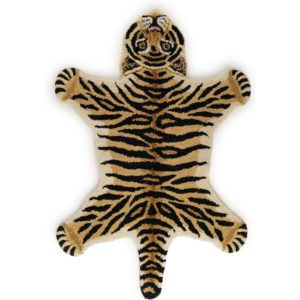 Doing Goods Drowsy Tiger Small vloerkleed 100 x 65 cm