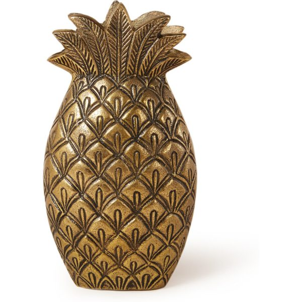 Doing Goods Polly Pineapple ananas vaas 25 cm