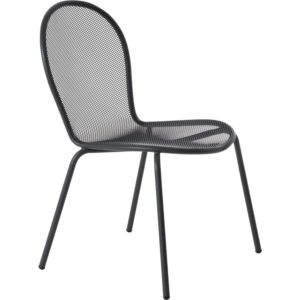 Emu Ronda Chair tuinstoel antraciet set van 4