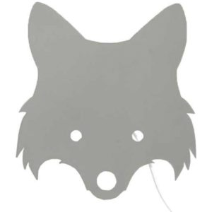 Ferm Living Fox wandlamp Dusty Green
