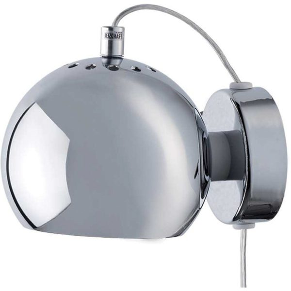 Frandsen Ball wandlamp Metallic