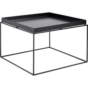 Hay Tray salontafel coffee 60 x 60 cm
