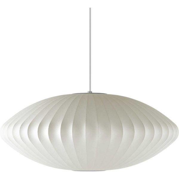 Herman Miller Nelson Bubble Saucer hanglamp medium