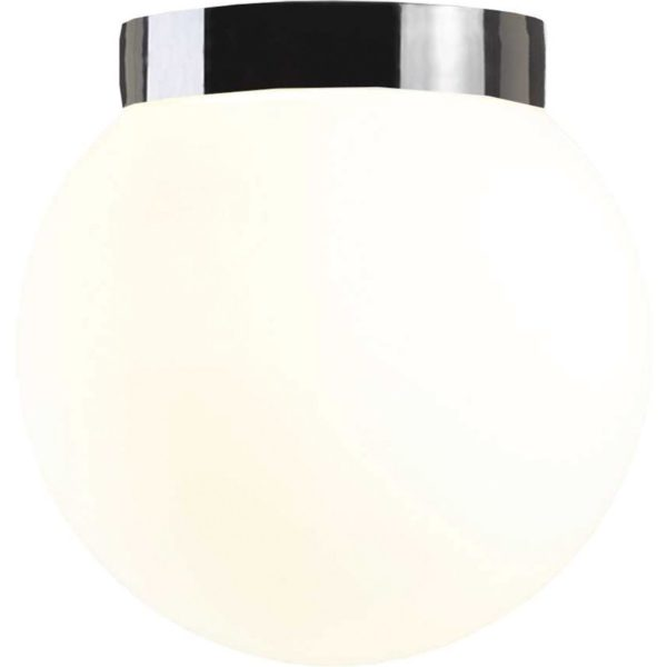 Ifö Electric Classic Globe plafond-en wandlamp porselein IP44 300mm