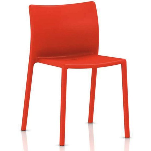 Magis Air-Chair tuinstoel oranje set van 4