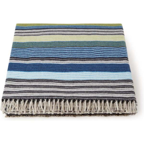 Missoni Erode plaid in wolblend 130 x190 cm