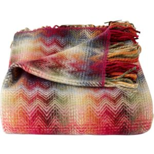 Missoni Home Montgomery plaid in wolblend