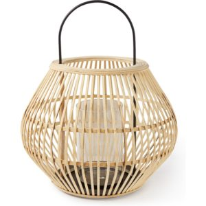Pols Potten Striped Apple windlicht 46 cm
