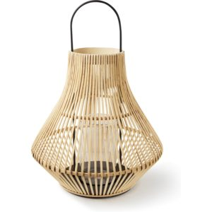 Pols Potten Striped Pear windlicht 57 cm