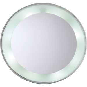 Tweezerman 15 x LED Lighted Mirror - vergrotende make-up spiegel