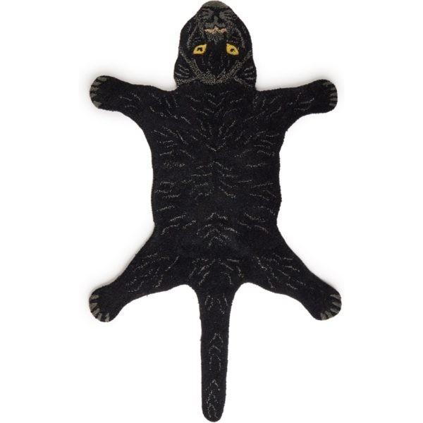 Doing Goods Fiery Black Panther Small kleed 87 x 65 cm