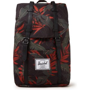 Herschel Supply Retreat M rugzak met 15 inch laptop vak