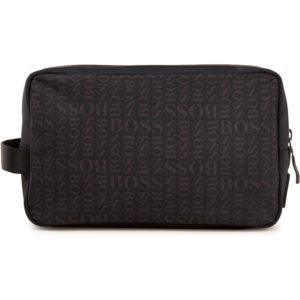 HUGO BOSS Lighter toilettas met logo