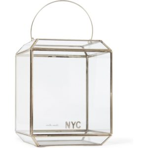 Rivièra Maison French Glass NYC windlicht 35
