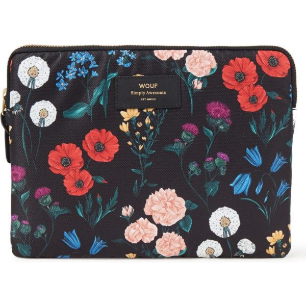 Wouf Blossom tablethoes met bloemendessin 10-5 inch
