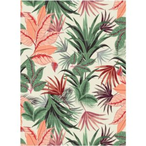 IXXI Pink Jungle wanddecoratie