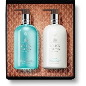 Molton Brown Coastal Cypress & Sea Fennel Hand Collection - Limited Edition handverzorgingsset