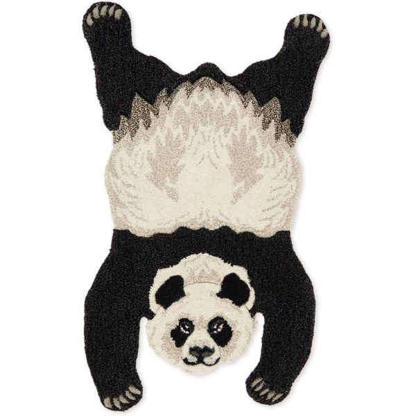 Doing Goods Plumpy Panda Small vloerkleed 97 x 55 cm
