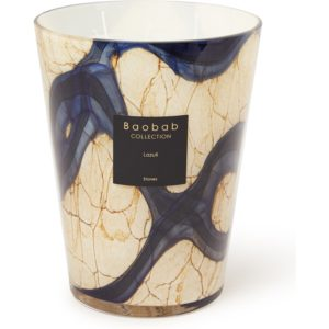 Baobab Collection Geurkaars Stones Lazuli max 24