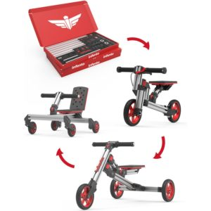 Infento Explorer Kit 14-in-1 kindervoertuig bouwpakket