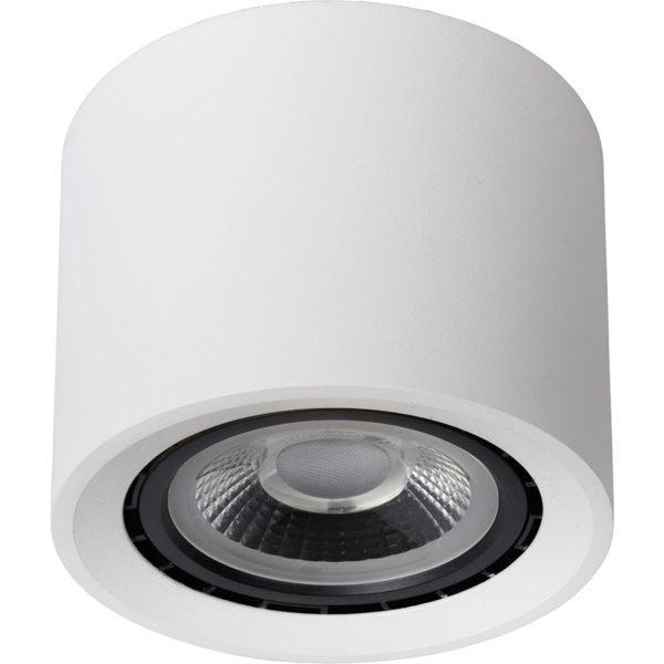 Lucide Fedler spot rond LED dim to warm