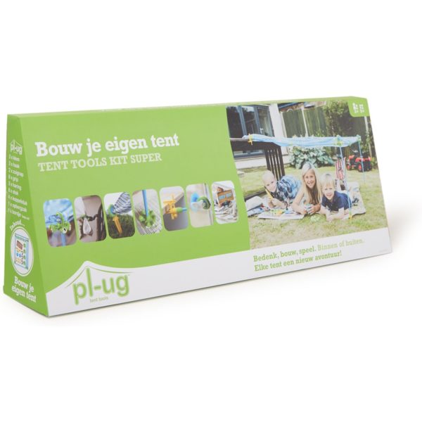 PL-UG Start tent kit 31-delige set