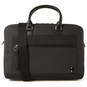 Tommy Hilfiger Businesstas met 13 inch laptopvak