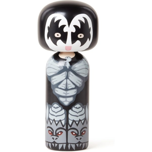 Lucie Kaas Kiss The Demon Kokeshi Doll 14