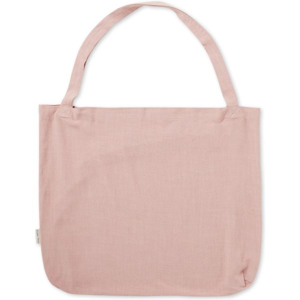 Studio Noos Pink Cloud Mom-Bag in linnenblend